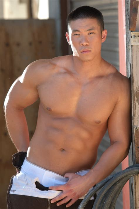 muscle for men asian muscles