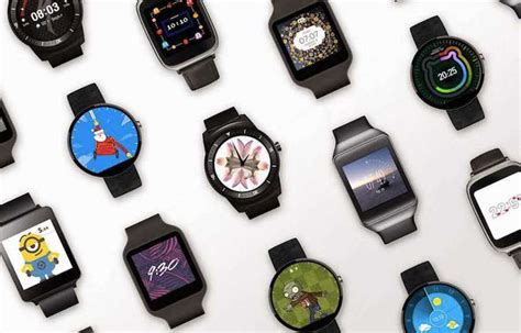 android wear devices updates android wear brings interactive