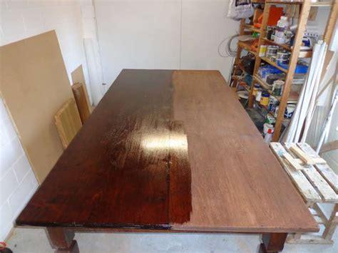 houten tafelblad opknappen tafel schuren tips een inrichting die jouw weergeeft with