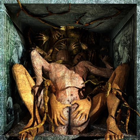The Vires Minotaur ecce 71 antichrist by polygonist on deviantart