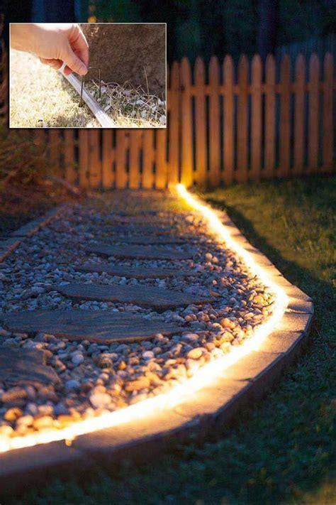 illuminare il giardino illuminare il giardino in modo creativo 20 idee