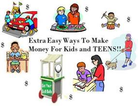 How To Make Money Online As A Kid - how to earn money fast as a kid