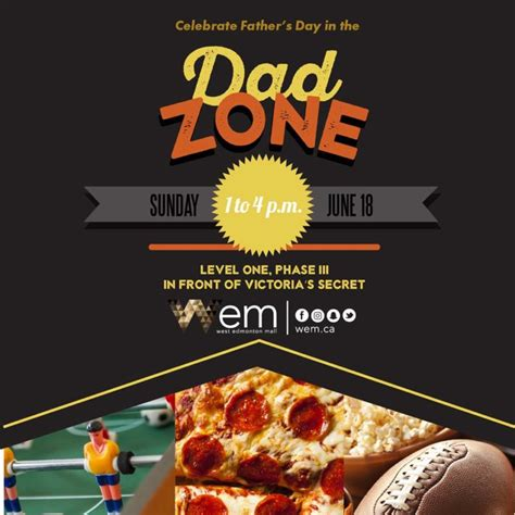 fathers day edmonton enter the zone at west edmonton mall this s day