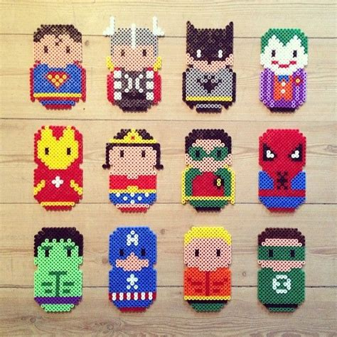 397 best images about hama trop cool on perler
