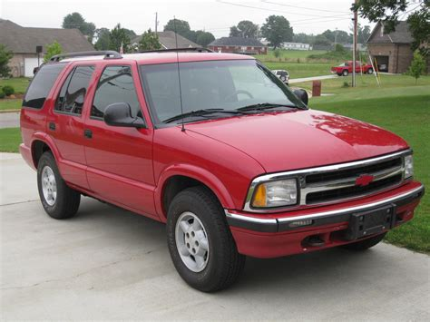 Blazer Th 1997 Nickdawg92 1997 Chevrolet Blazer Specs Photos