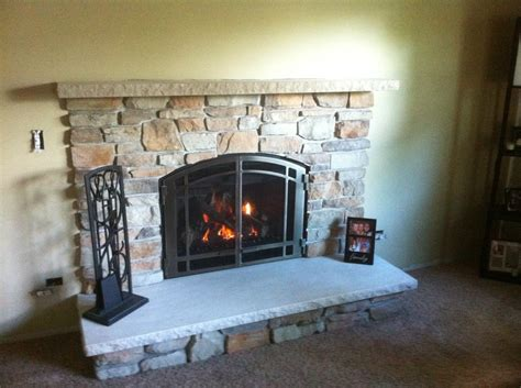 Northwest Metalcraft Designed This Direct Vent Fireplace Glass Fireplace Doors With Vents