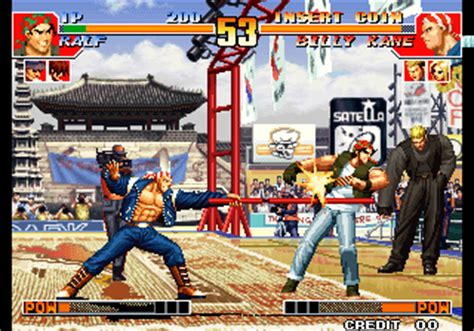 play king of fighters '97, the snk neo geo online | play