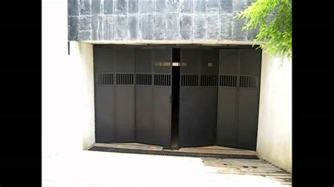 quality automations folding garage door