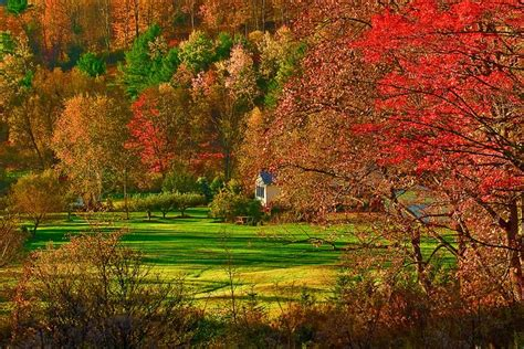 pennsylvania martingsberg fall colore foliage landscape central pennsylvania pinterest