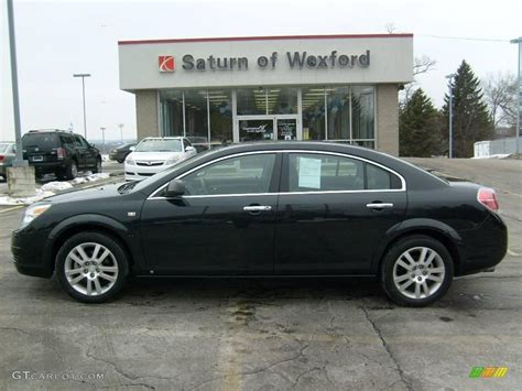 2009 carbon flash metallic saturn aura xr 24874793 photo