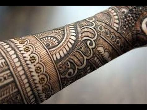 bridal mehndi design images new mehndi design youtube