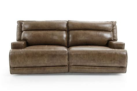 futura leather sofas futura leather e1270 contemporary electric motion sofa