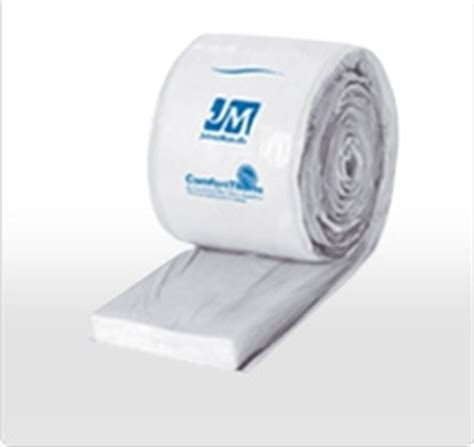 comfort therm insulation poly encapsulated building insulation johns manville