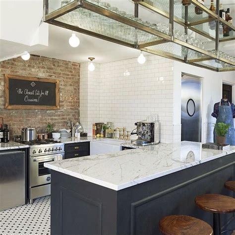 Brick Wall Kitchen by 20 Modern Exposed Brick Wall Kitchen Interior Designs