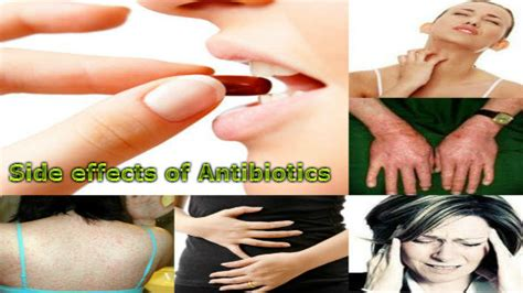antibiotics side effects janiye side effects of antibiotics aur usse bachne ke upay