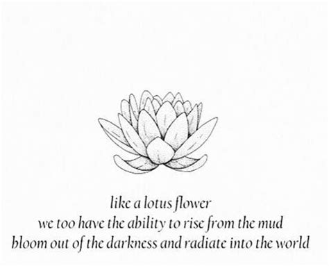 lotus tattoo with quote 17 best images about tattoos on pinterest sister tattoo