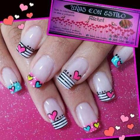 imagenes de uñas decoradas para niña faciles las 25 mejores ideas sobre dise 241 os de u 241 as juveniles en