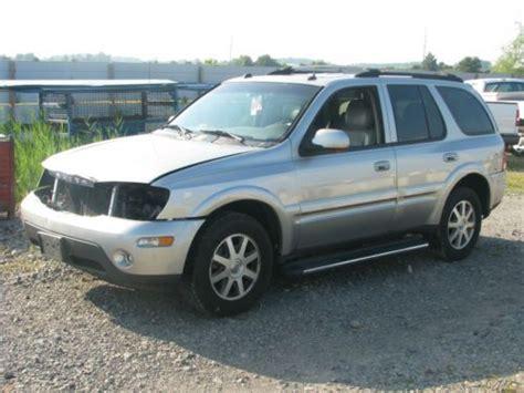 buick rainier cxl 2004 purchase used 2004 buick rainier cxl sport utility 4 door