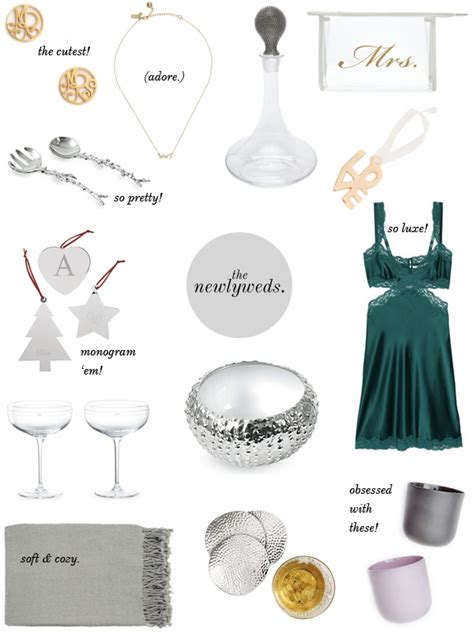 newlyweds gifts gift guide mr mrs the stripe