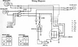 honda z50 electrical wiring diagram circuit wiring diagrams