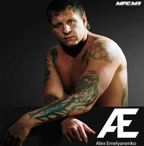 alexander emelianenko tattoos emelianenko ufc won t take me mmamania