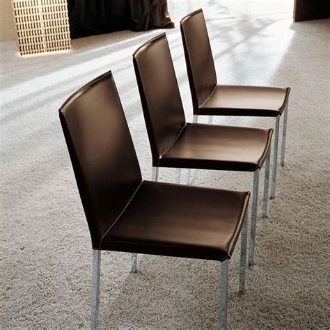 palma sedie palma sedia midj in metallo con seduta in rigenerato di