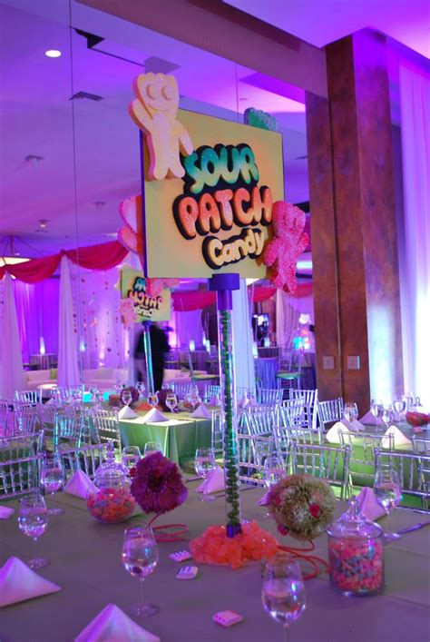 16 best images about bar mitzvah decor on pinterest candy themed bat mitzvah event decor party perfect boca