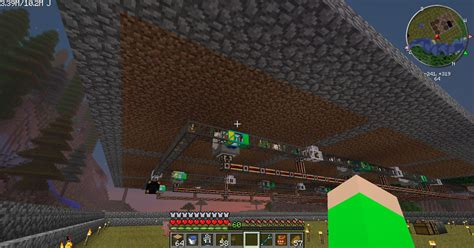 Minefactory Reloaded Planter by Wheat Harvester Feed The Beast