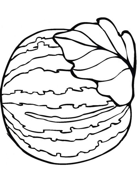 watermelon coloring page watermelon coloring pages and print watermelon