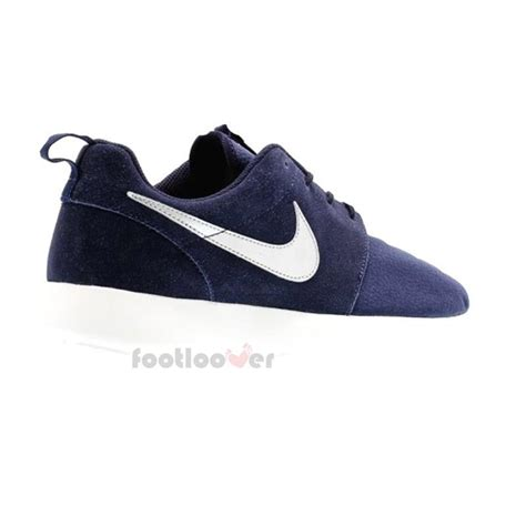 shoes nike roshe run suede 685280 417 casual sneakers