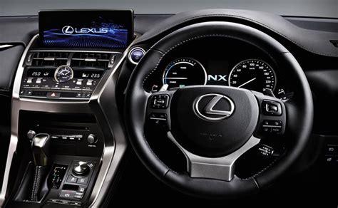 lexus nx price range lexus nx 300h launched in india price starts at inr 53 18