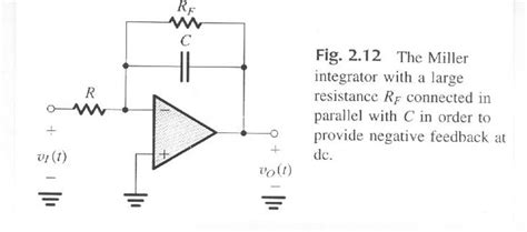 integrator op circuit lab op integrator circuit experiment 28 images lab01 check if an analog voltage is 0 electrical