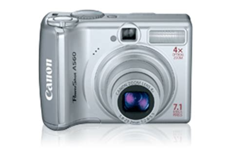 canon u.s.a. : support & drivers : powershot a560