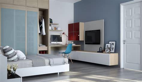 bedroom office interior design ideas