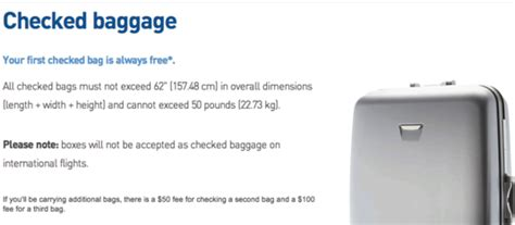will jetblue start charging for checked baggage points