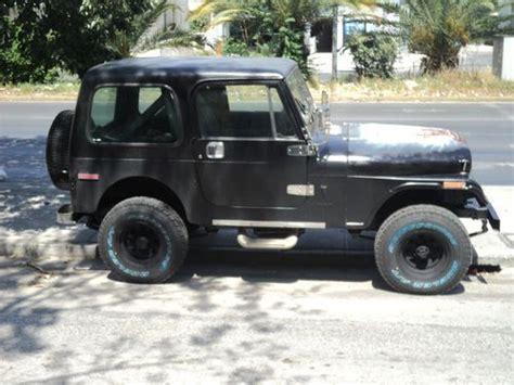 1976 Jeep Cj7 For Sale Sell Used 1976 Jeep Cj7 Renegade Sport Utility 2 Door 4 2l