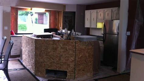 split level kitchen remodel architecture world kitchen renovation 70 s bi level youtube