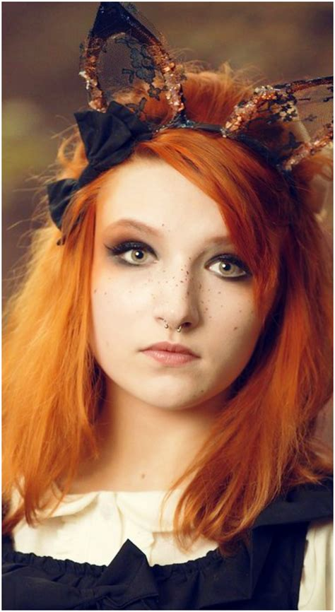 cute fox halloween makeup ideas   instaloverz