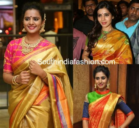 boat neck pattu blouses top 20 most trending blouse designs for silk sarees