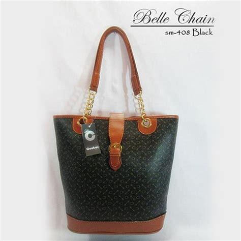 Tas Import Cantik Harga Murah Bm21538 Black tas wanita murmer cantik chain