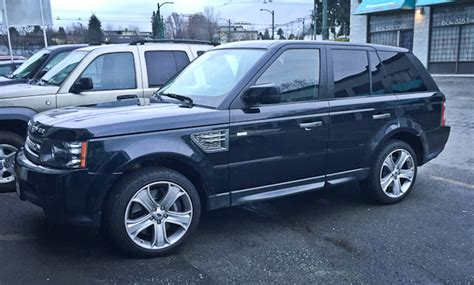 wrecked range rovers for sale repairable range rover html autos post