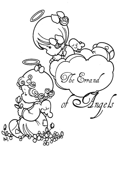 coloring pages precious moments jesus loves me the errand of angels conference coloring book