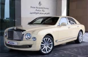 Bentley Made Four Seasons Bahrain Bay Offers Bentley Service