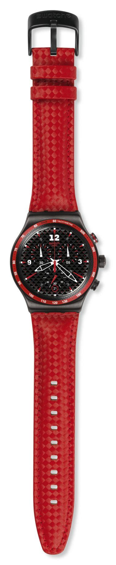 Swatch Rosso Fuoco Yvm401 swatch rosso fuoco uhr yvm401 nur 140 00