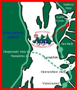 sty adventure maps west coast wilderness lodge