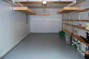 Shelf Designs For Garage diy garage shelves plans for small garage home interiors
