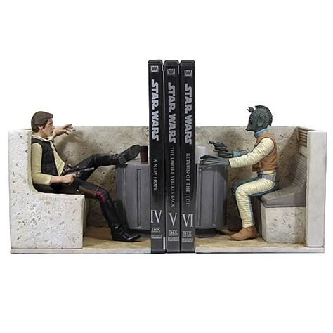 Earth Contact Home Designs star wars mos eisley cantina bookends gentle giant