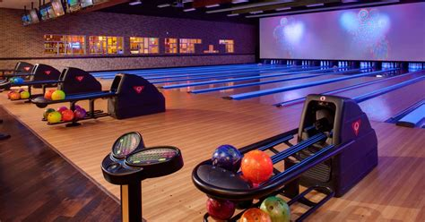 strike ten pin bowling alley planned  merthyr wales