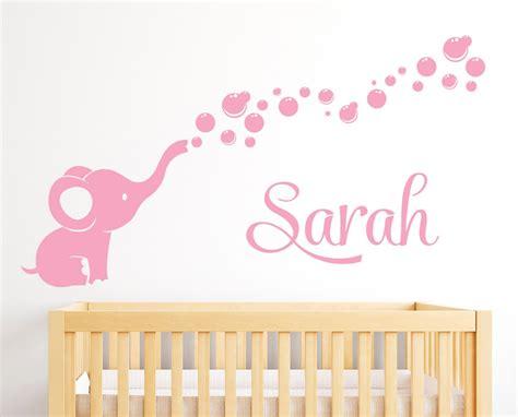 soft pink vinyl wall decals  girls boys bedroom baby
