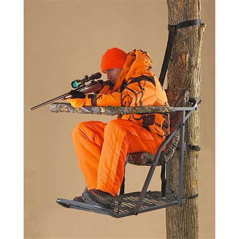 guide gear extreme comfort tree stand guide gear extreme comfort hang on tree stand 158970